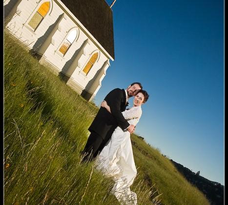 Trisha & Jeremy | Old St. Hillary's Church Wedding | Water's Edge Hotel | Servino's Restaurant Reception | Tiburon, CA Wedding