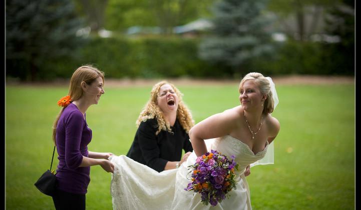 Erica & Nicholas | Santa Cruz Wedding | Highlands Park | Santa Cruz, CA