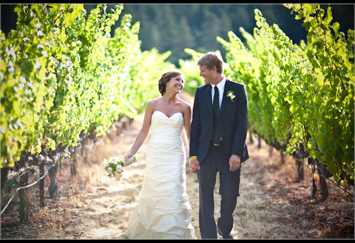 Kristan & Jason | Wine Country Inn, St. Helena, CA | Calistoga Wedding | Calistoga, CA