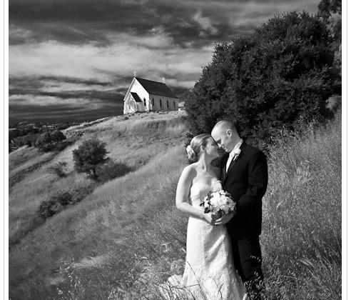 Old St. Hilary's Church Wedding Photography | Tiburon, CA | Nicole & Matt