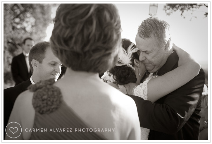 Paradise Ridge Winery Sonoma wedding photography