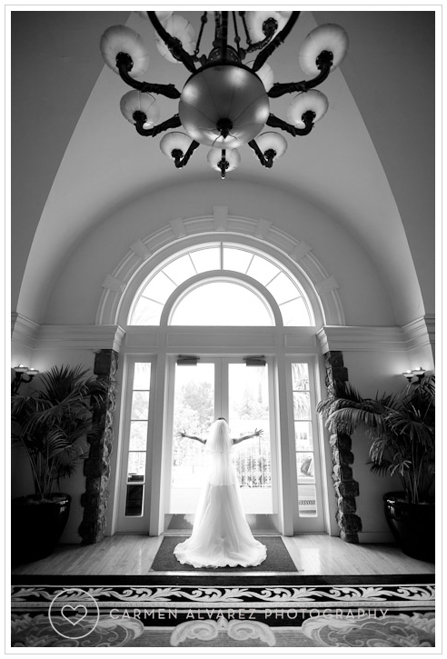 Claremont Hotel Wedding Photos