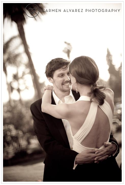 Claremont Hotel Wedding Photography