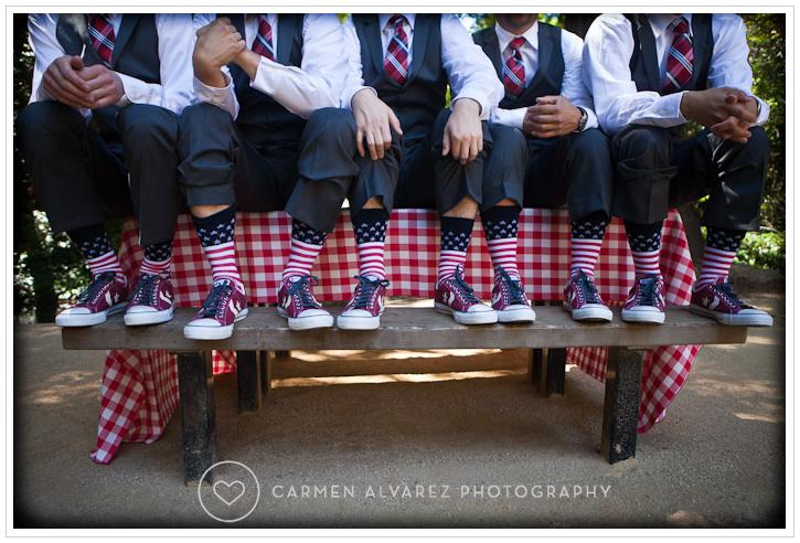 Los Altos Wedding Photos