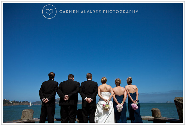 Sausalito Wedding Photos