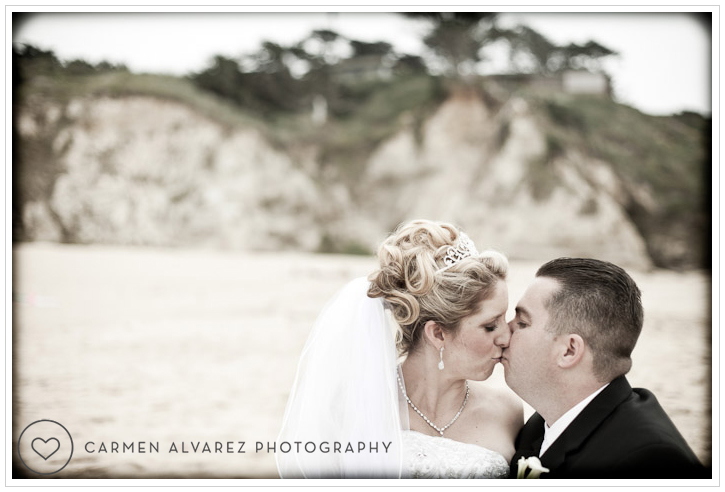 Oceano Spa Half Moon Bay Wedding Photography