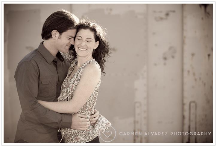 Marin Headlands Engagement Photography