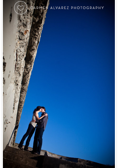 Marin Headlands Engagement Photos | Terri + Brad