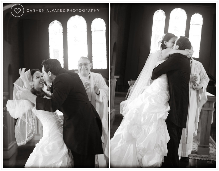 St. Mary Magdalene Wedding Photos, Berkeley, CA
