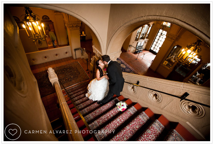 Berkeley City Club Wedding Photography, Berkeley, CA