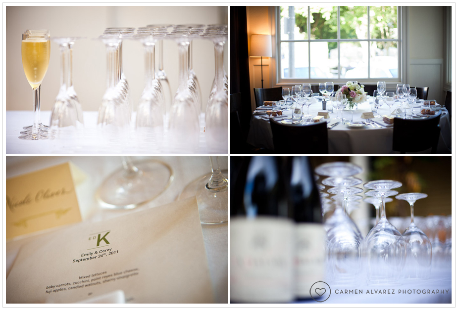 El Dorado Kitchen, Sonoma Wine Country Wedding Photography
