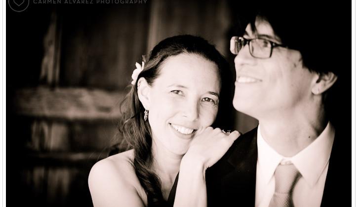 Allied Arts Guild Wedding Photography   Menlo Park, CA   Erin + Marc