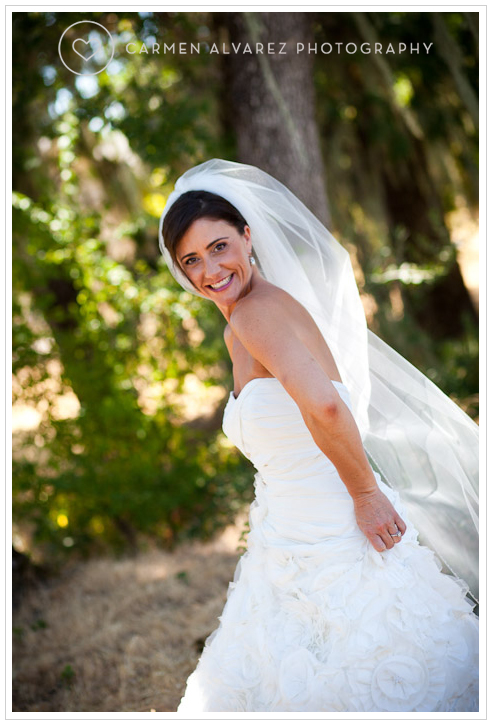 Solage Spa Calistoga Wedding Photography