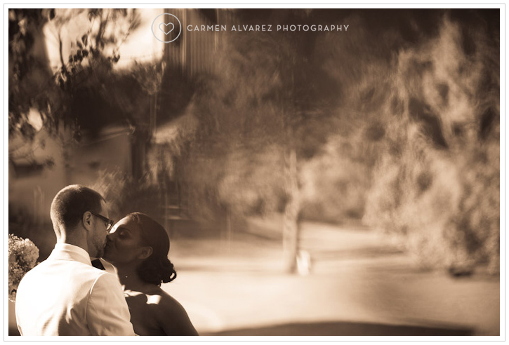 Lake Merritt Hotel, Oakland Wedding Photography