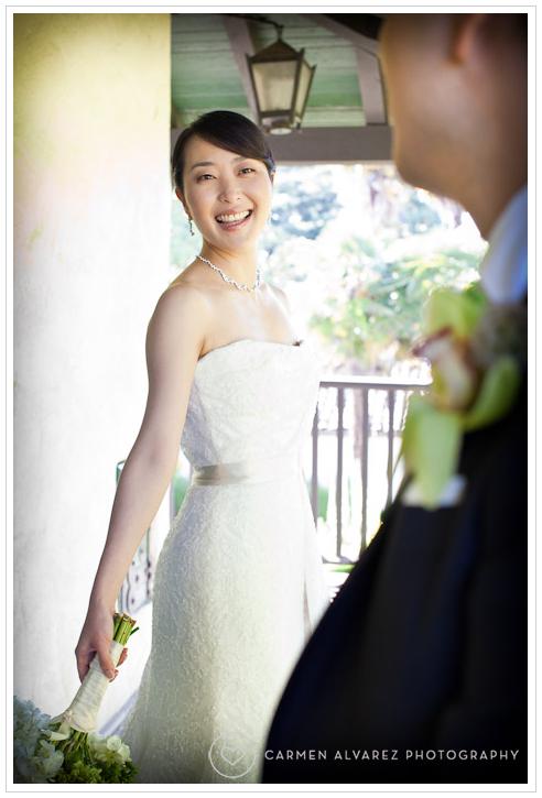 Allied Arts Guild Wedding Photography, Menlo Park
