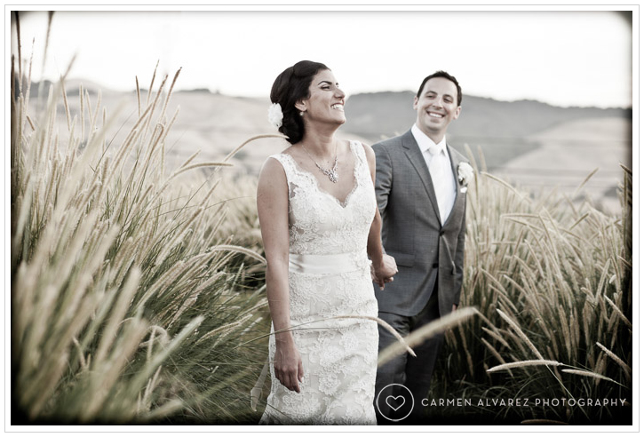 Cornerstone Gardens, Sonoma Wedding Photography