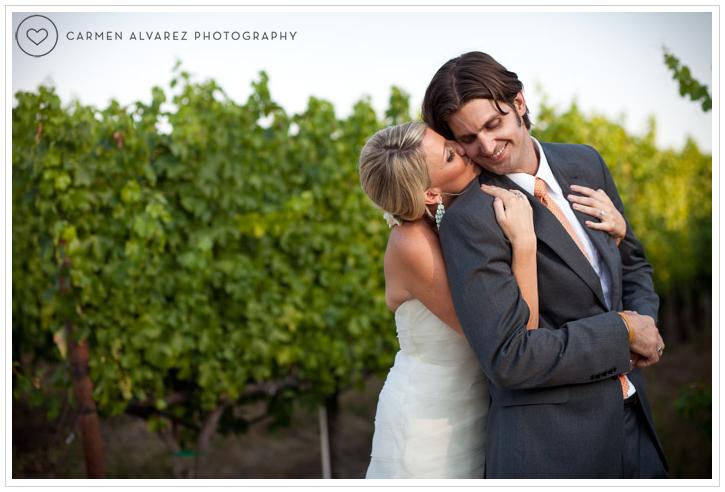 Kenwood Inn & Spa Wedding Photography, Sonoma Wedding Photographer
