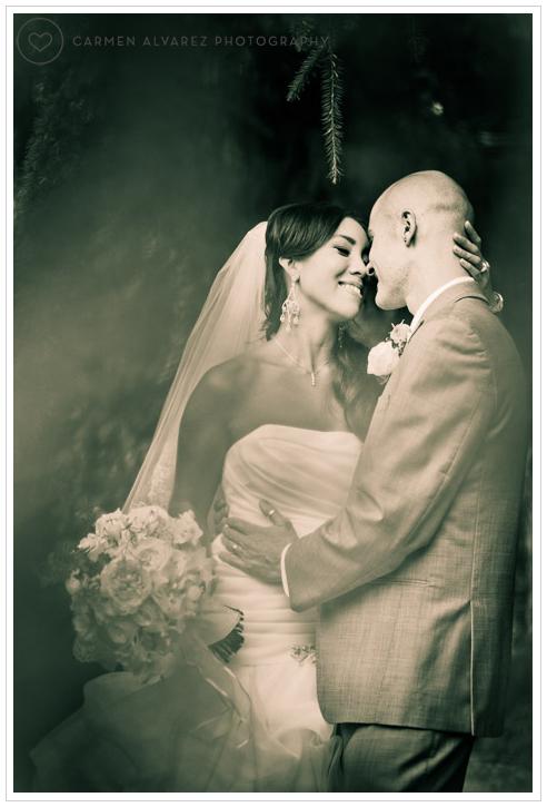 UC Berkeley Redwood Grove Wedding Photography