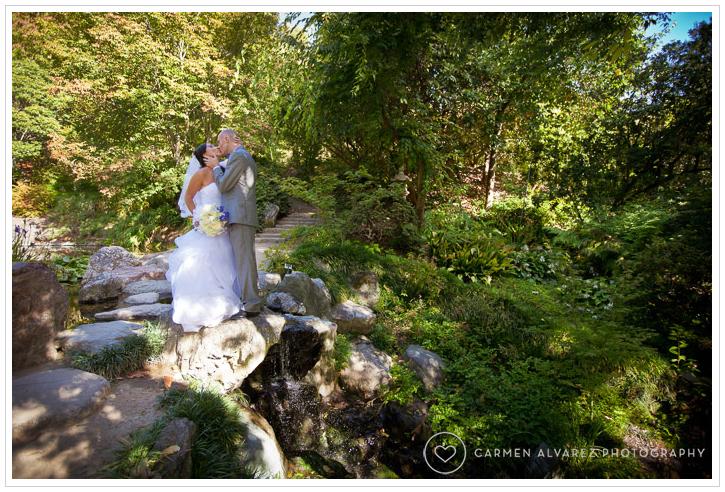 UC Berkeley Redwood Grove Botanical Gardens Wedding Photography