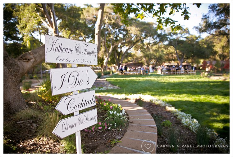 Gardener Ranch Wedding Photos, Carmel Valley, CA