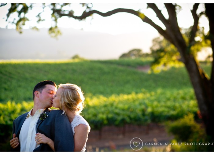 B.R. Cohn Winery Wedding | Sonoma Wedding Photography | Alexa + Adam