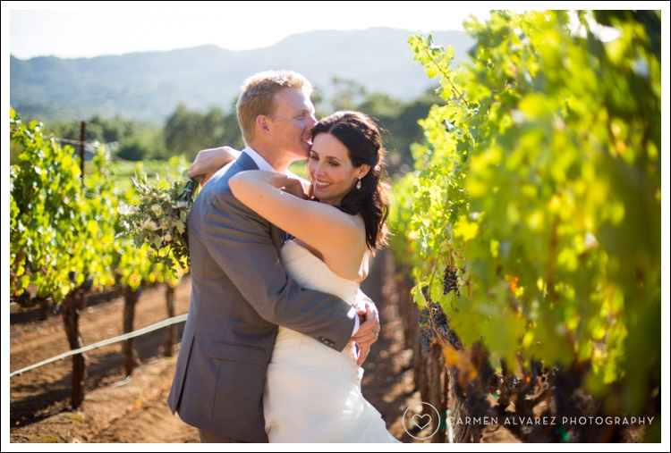 B.R. Cohn Winery Wedding Photography, Sonoma Wedding Photographer
