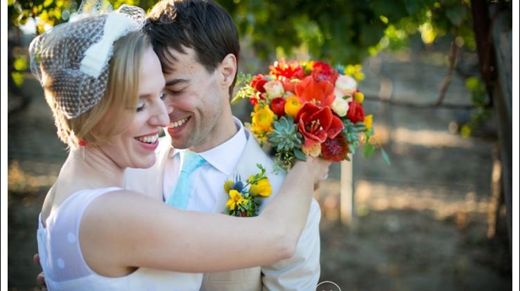 Valerie + Kurt | Thomas Fogarty Winery Wedding Photography