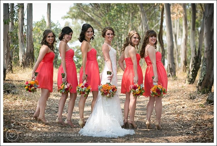 Kenwood Farms and Gardens Wedding Photography, Sonoma Wedding Photographer