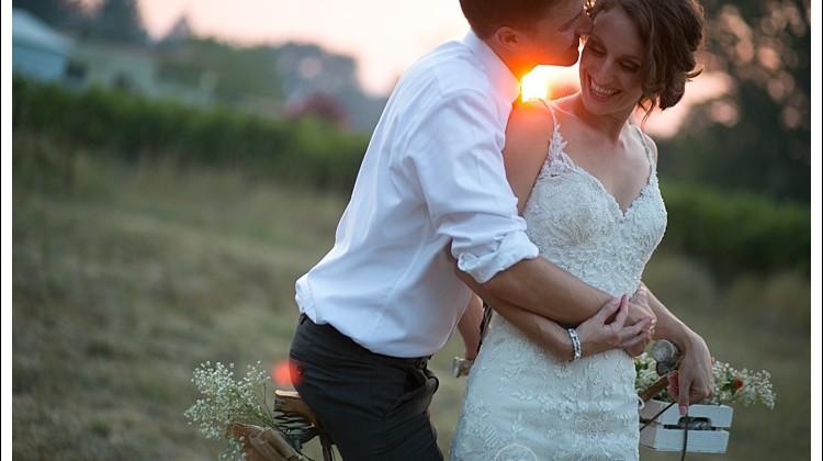 Kenwood Farms & Gardens | Sonoma Wedding Photography | Jill + Ben