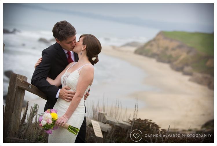 Ritz Carlton Half Moon Bay Wedding Photos